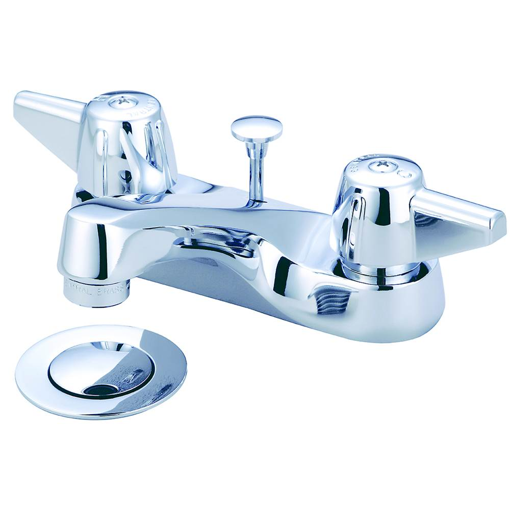 Central Brass   Algor Plumbing and Heating Supply - Chicago-Illinois