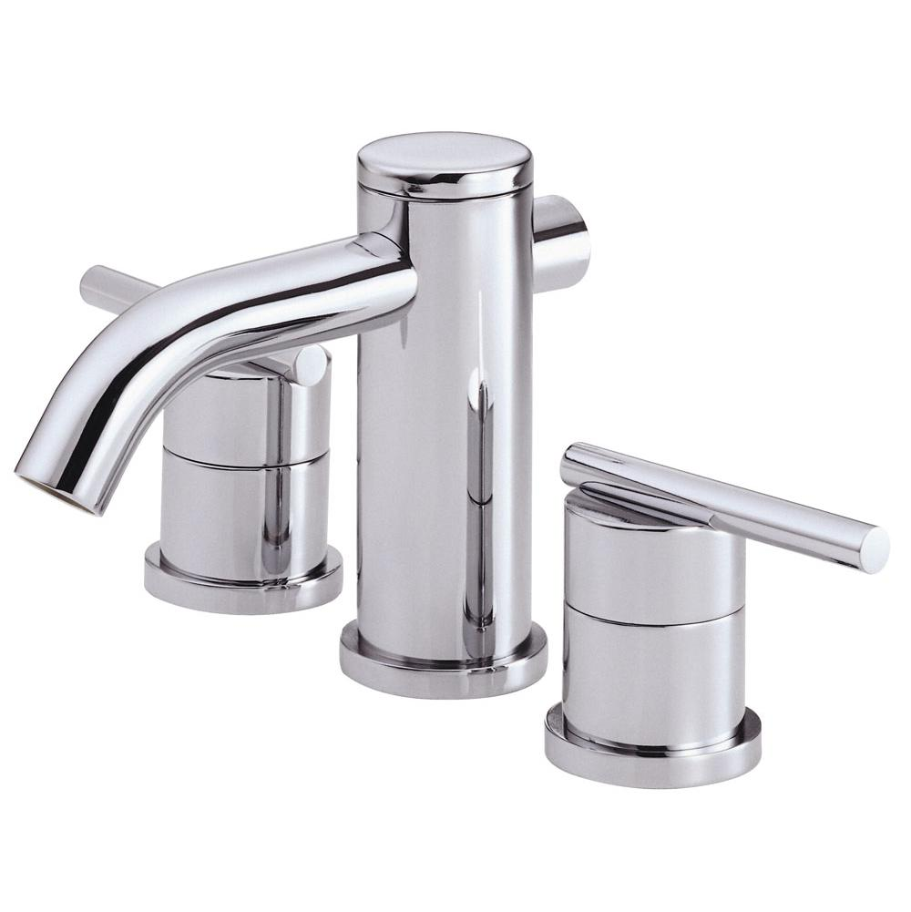 Faucets Bathroom Sink Faucets Mini Widespread | Algor Plumbing and ...