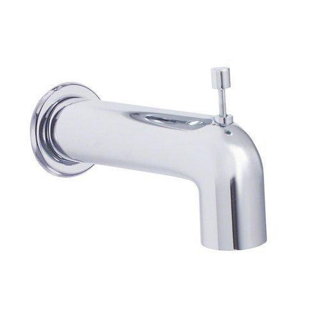 faucet com handheld amazon shower spout chrome kits and tub with dp bathtub universal diverter fitting spouts danco