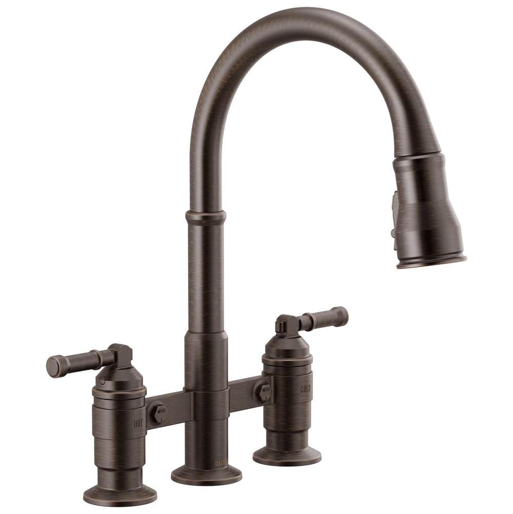 Delta Faucet Faucets Kitchen Faucets Bronze Tones Algor Plumbing And Heating Supply Chicago Illinois