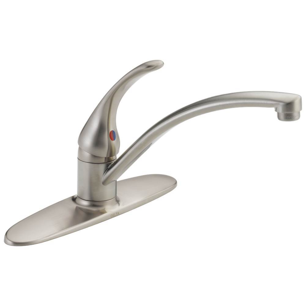 Delta Faucet B1310lf Ss At Algor Plumbing And Heating Supply Plumbing Showroom Serving Cicero And The Chicagoland Area Since 1969 Chicago Illinois