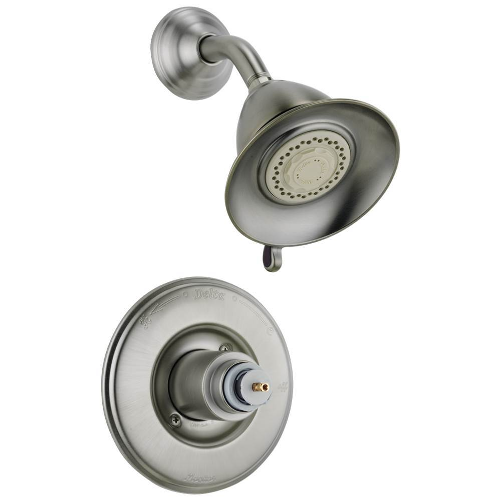 Delta Faucet  Shower Only Faucets With Head item T14255-SSLHP