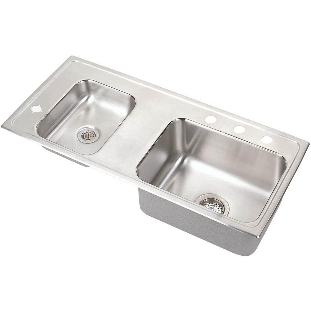 Elkay Drop In Laundry And Utility Sinks item DRKADQ371745L4
