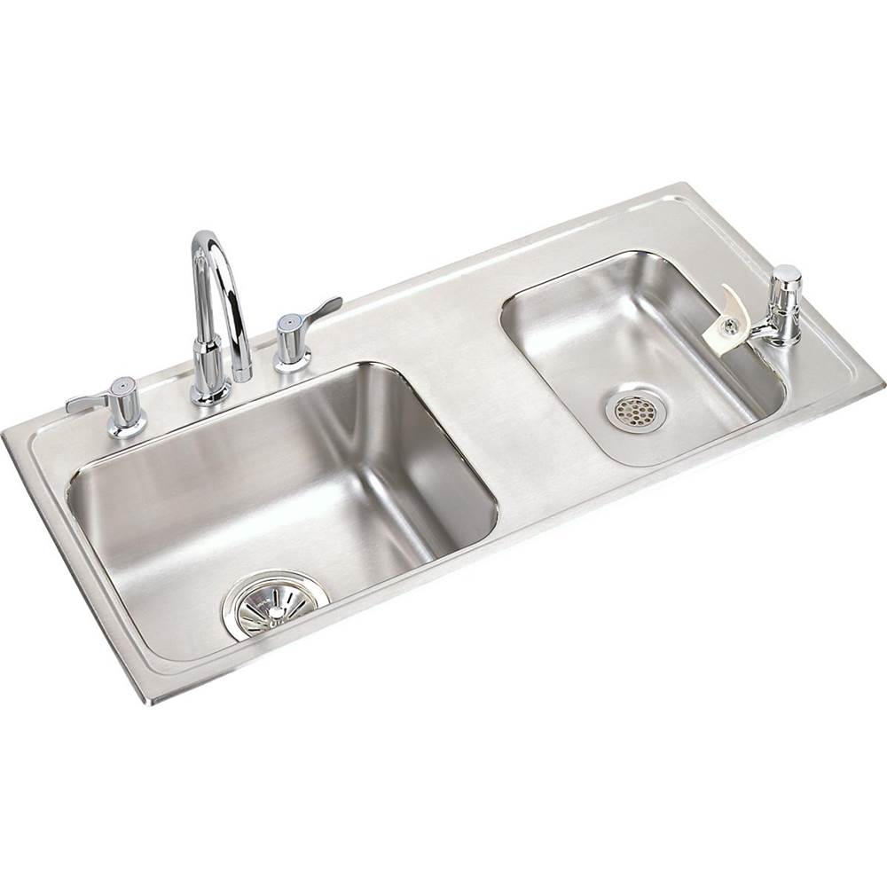 Elkay Drop In Laundry And Utility Sinks item DRKAD371760RC