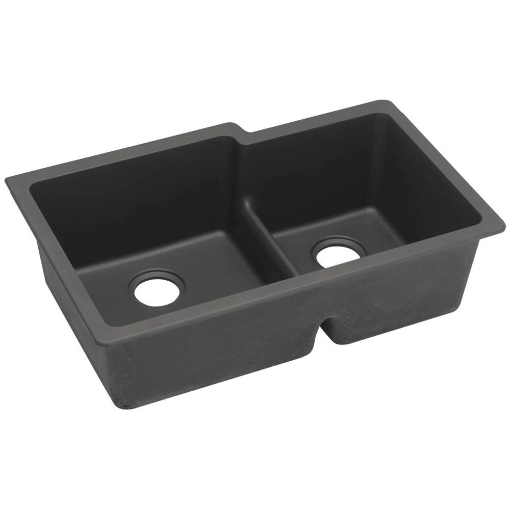 Kitchen Sinks Black | Algor Plumbing and Heating Supply - Chicago ...