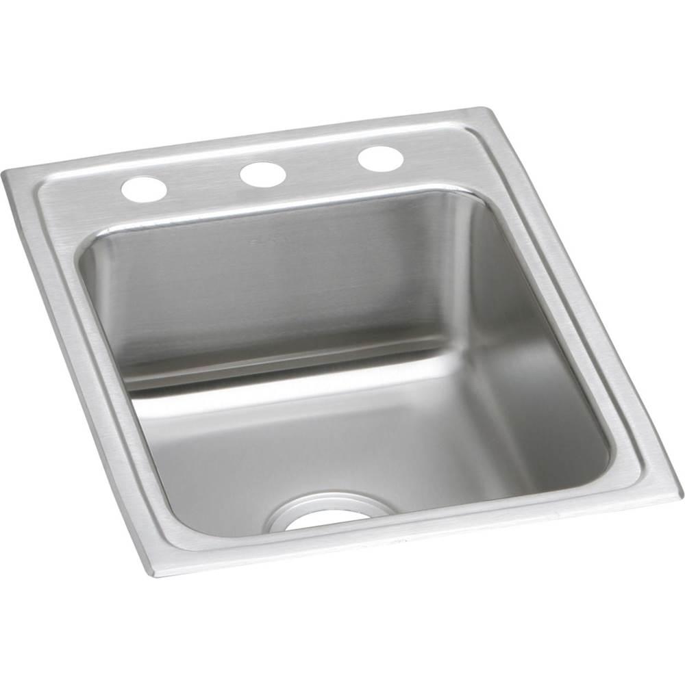 Elkay Drop In Kitchen Sinks Item LRAD1722651