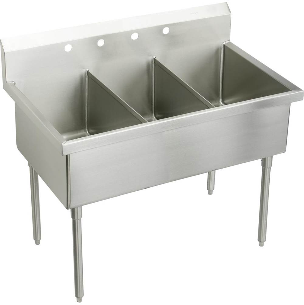 Elkay Console Laundry And Utility Sinks item SS83602