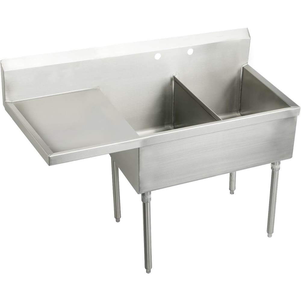 Elkay Console Laundry And Utility Sinks item WNSF8236L4