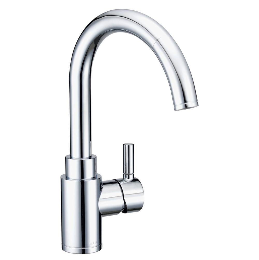 gerber plumbing kitchen faucets single hole algor