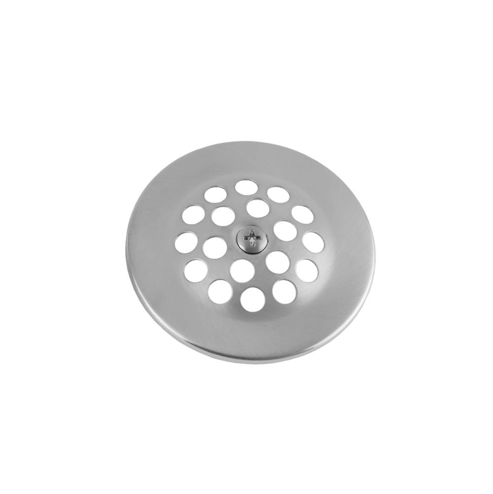 Jaclo 529-125-SN Toe Control Drain Strainer Satin Nickel Standard Plumbing Supply