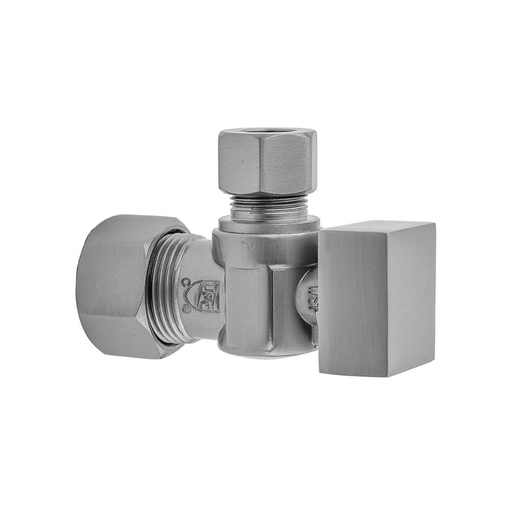 Jaclo 251XXL-WH Extra LongP Trap with Round Box Escutcheon White Standard Plumbing Supply