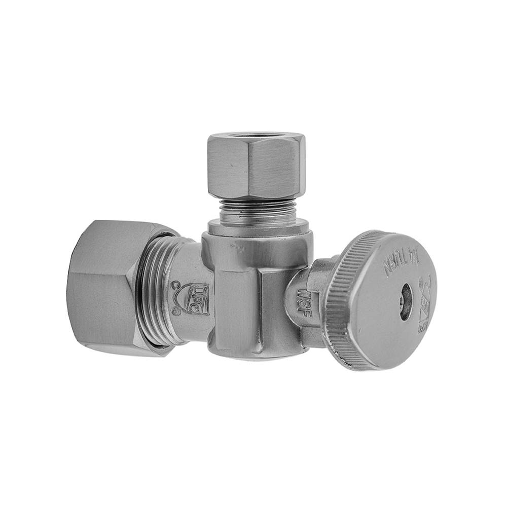 Jaclo A464-TRIM-WH Traditional Round Pressure Balance Valve with Traditional Lever Handle White