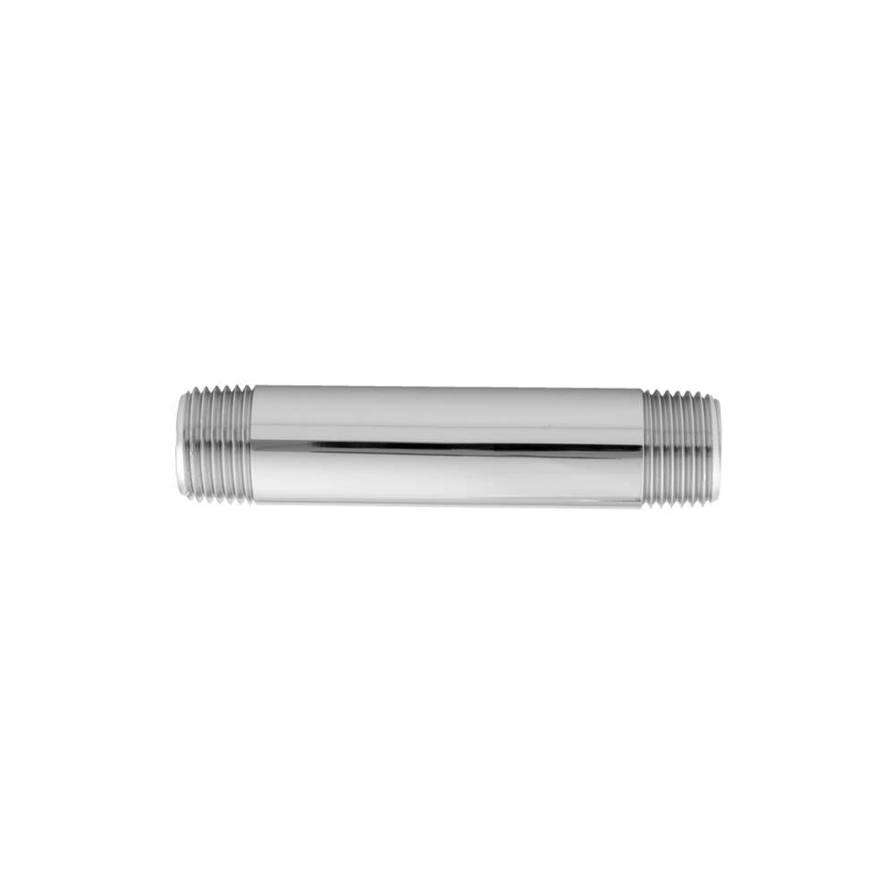 1//2 x 6 Jaclo 8031-E6-PN Shower Arm with Brass Escutcheon Polished Nickel 1//2 x 6 Standard Plumbing Supply
