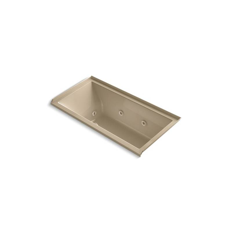 Kohler Three Wall Alcove Soaking Tubs item 1167-RH2-33
