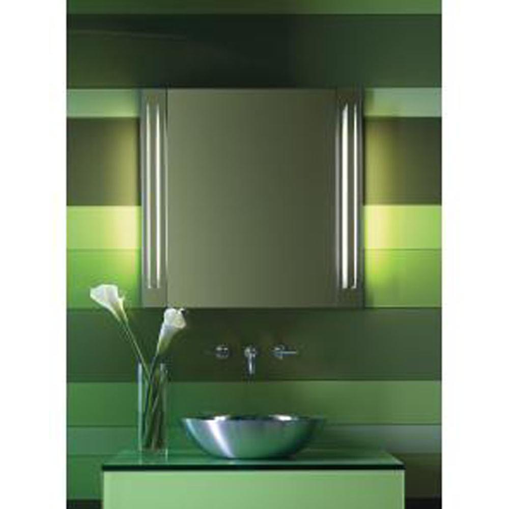 Robern Wall Lighting Bathroom Lights Nickel Tones Lighting | Algor ...