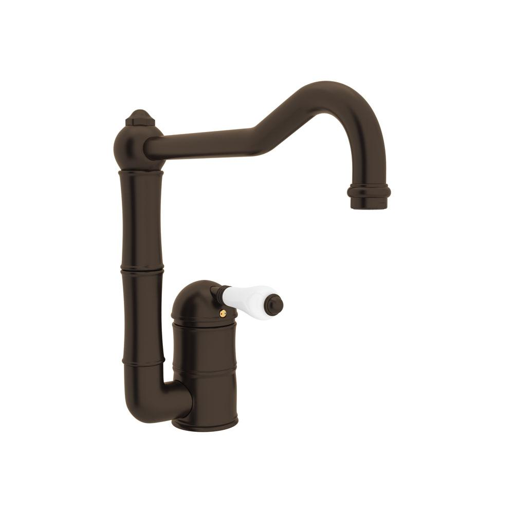 Rohl Single Hole Kitchen Faucets item A3608LPTCB-2