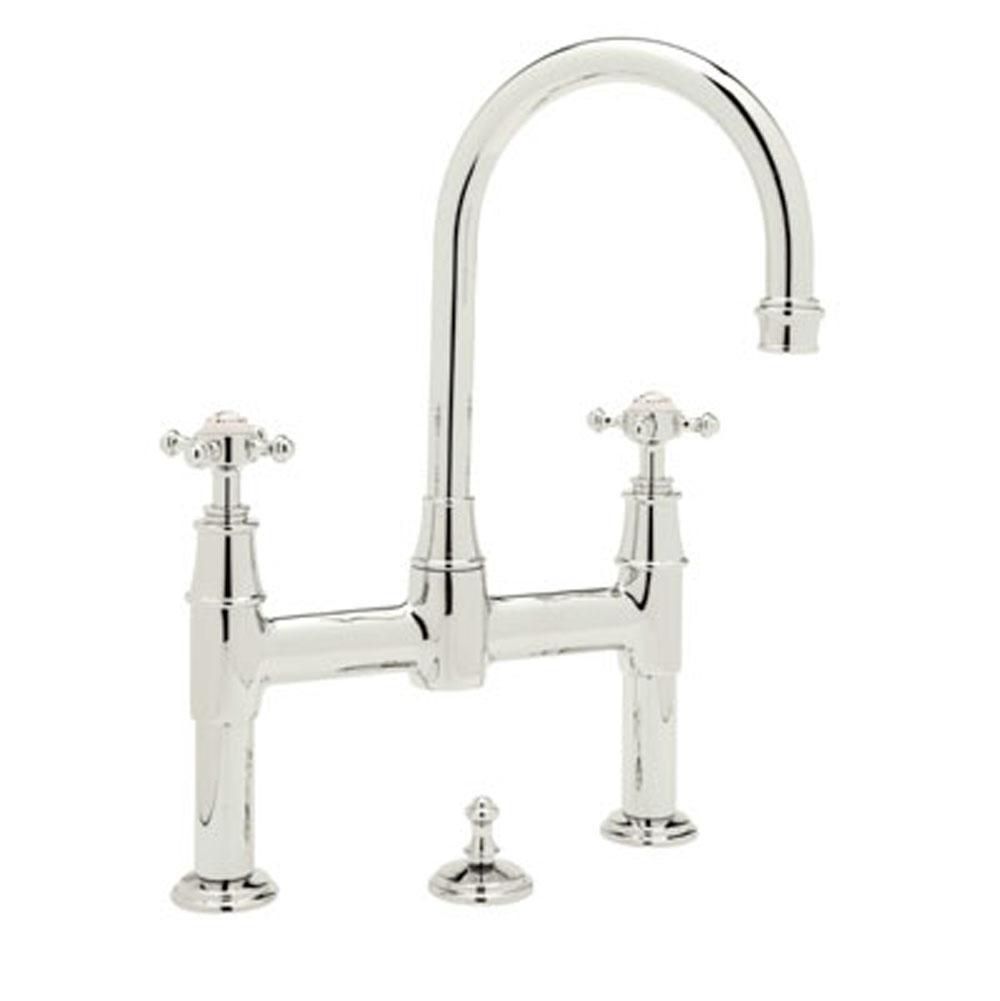 Faucets Bathroom Sink Faucets Bridge | Algor Plumbing and Heating ...