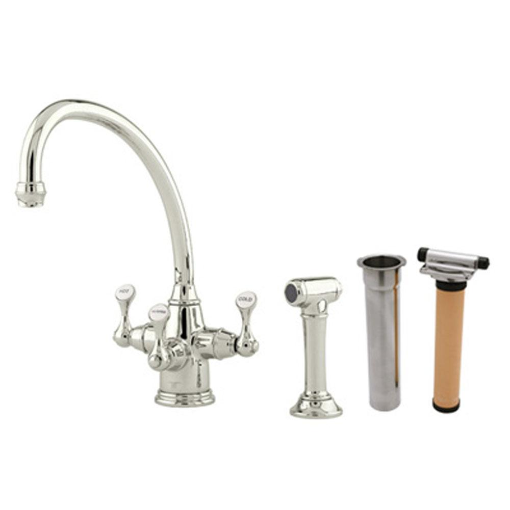 Faucets Kitchen Faucets Deck Mount | Algor Plumbing and Heating ...