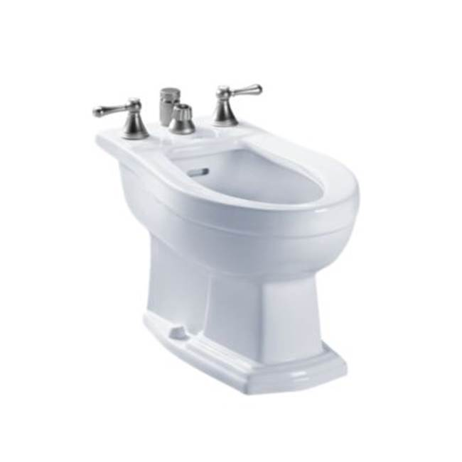 Toto Floor Mount Bidet item BT784B#51